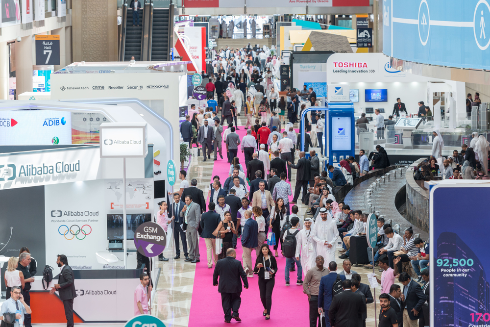 GITEX: The Middle East's biggest ICT hub