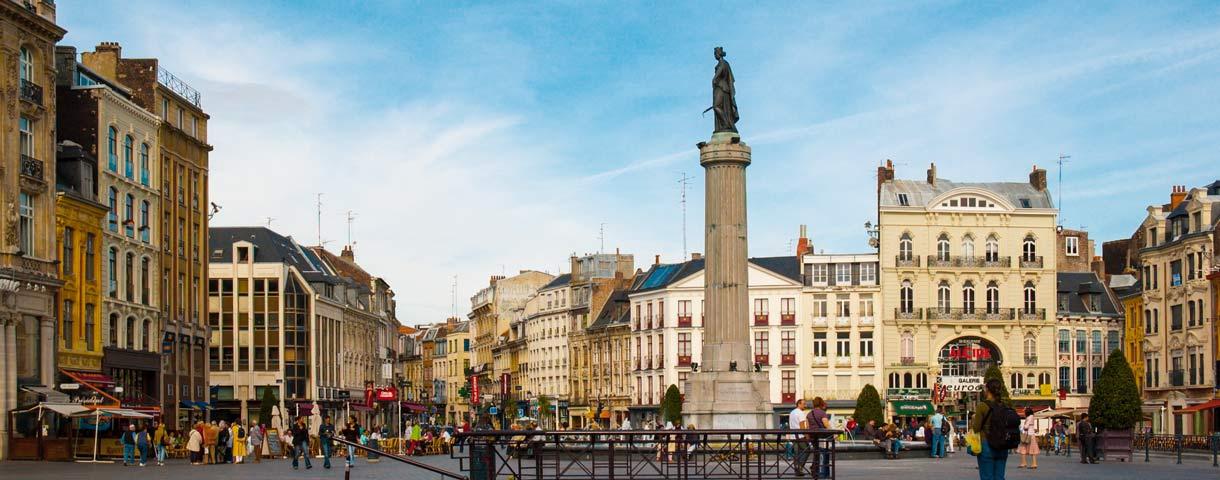 How to export to Hauts-de-France