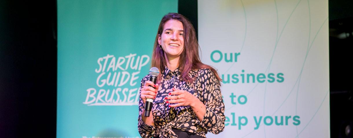 [ANNULÉ] Startup Guide: lancement du guide bruxellois de l'entrepreneur