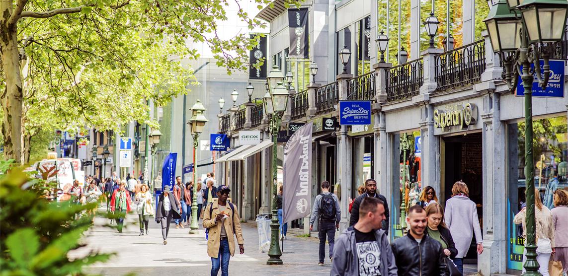 Comportements d'achat des Bruxellois.es