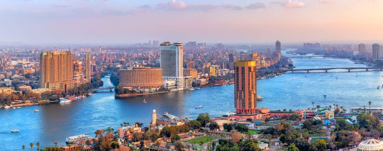Mission économique en Égypte