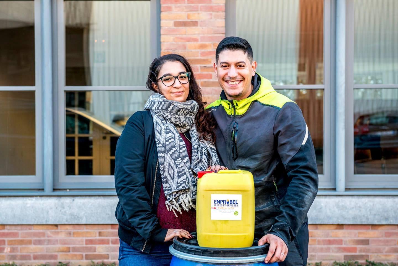 Nahla El Mernissi & Imad Moukkat | Greenlablaureaten 2018