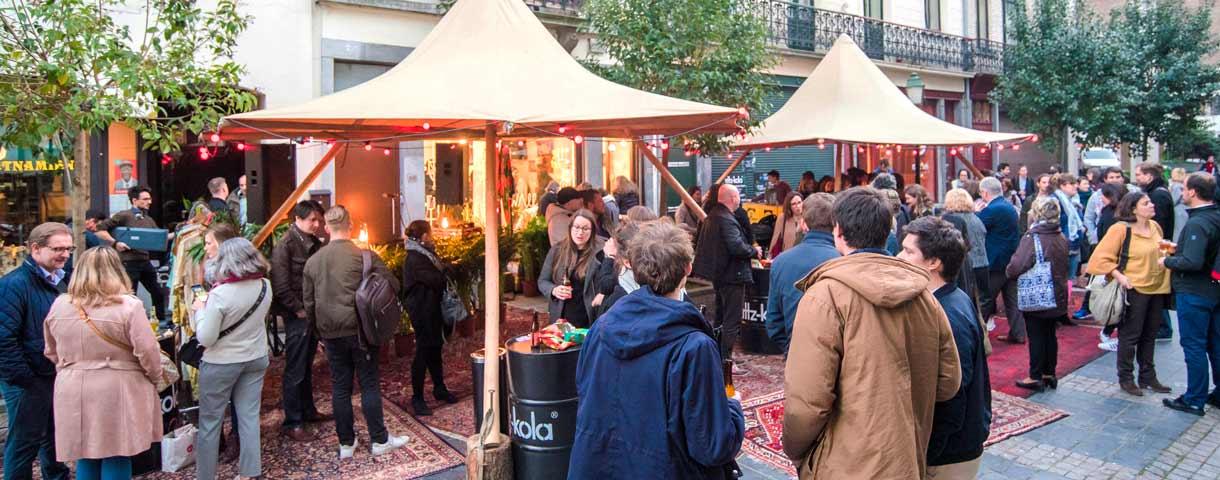 Invitation: L'Auberge Espagnole launches its fifth season!