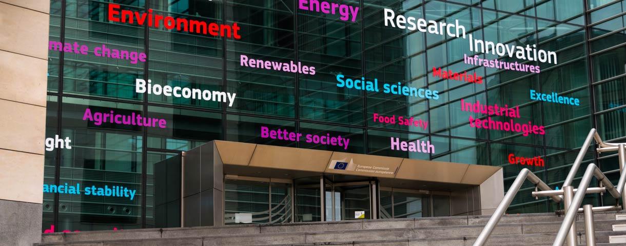 Horizon2020: le rapport statistique de la Région bruxelloise