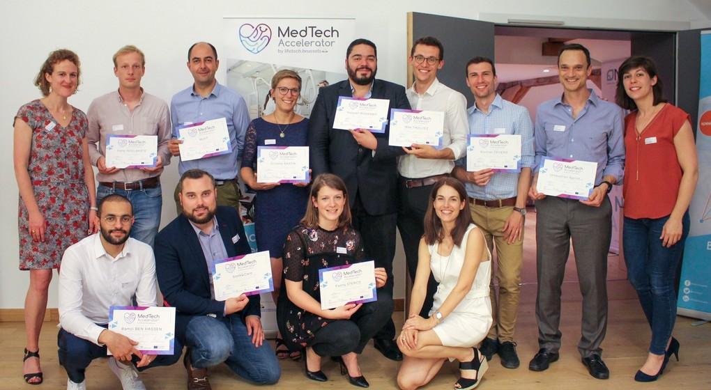 Les technologies médicales: un secteur de pointe à Bruxelles