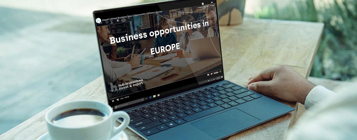 [REPLAY] Webinars: zakenkansen in Afrika, Azië, Europa & Amerika