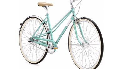 Ladies city bike