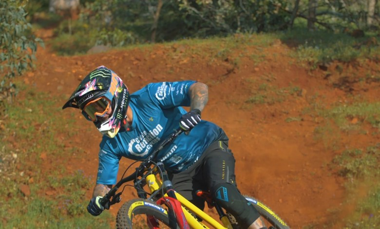 Sam Hill Downhill Driftin