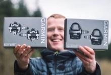 Garmin Rally power meter pedals