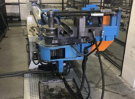 Rasi S 80.5 Tube bending machine