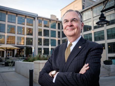 Nathan Hatch, PhD, President, Wake Forest University
