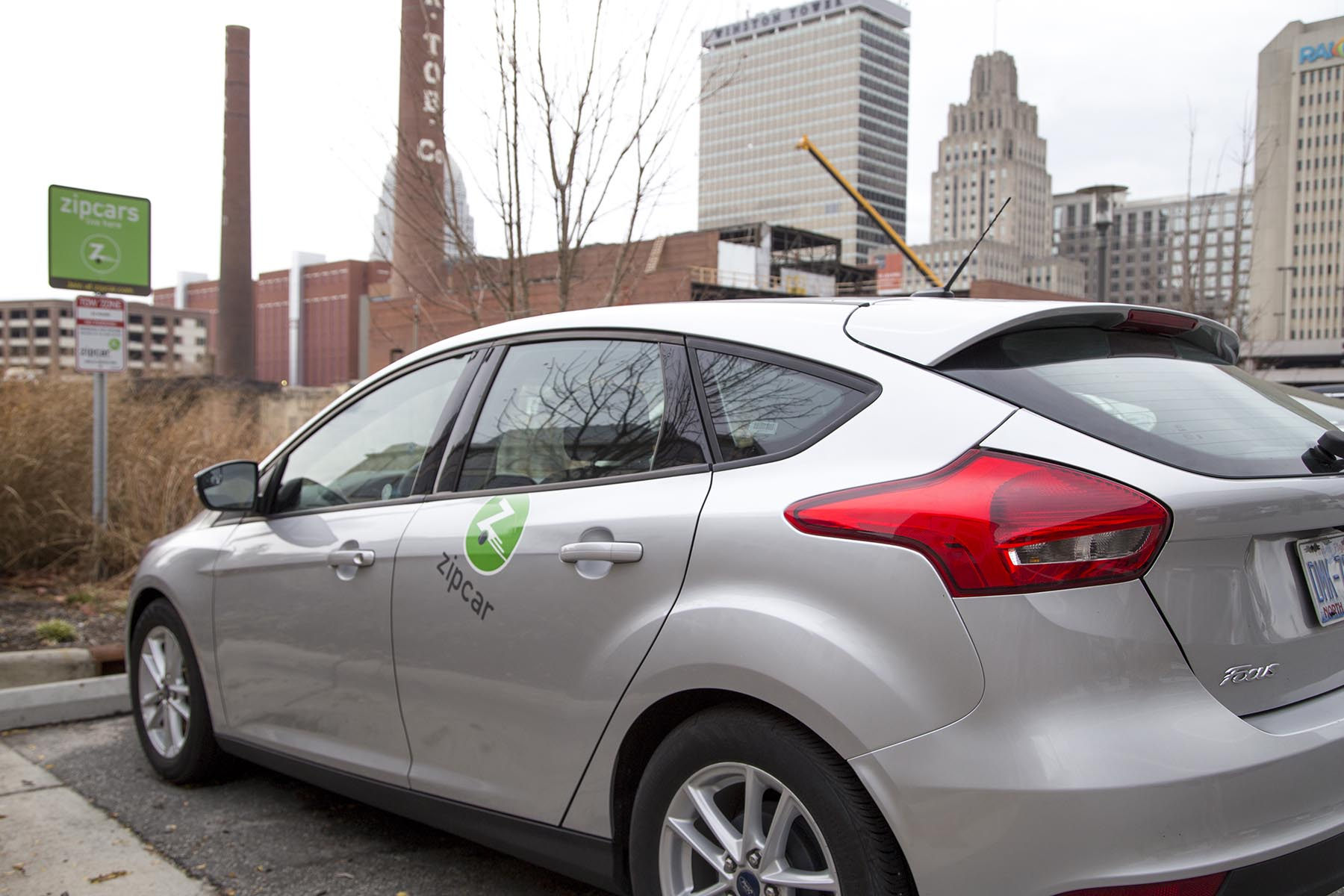 Innovation Quarter Zipcar New Paths For Urban Mobility