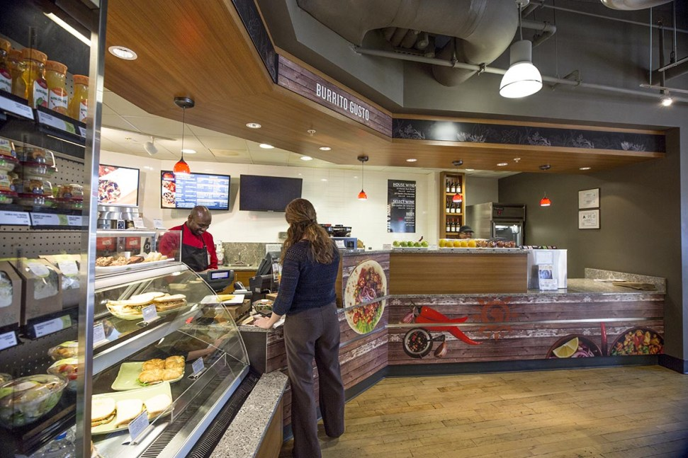 Changes To The Cafe In Wake Forest Biotech Place Add Variety