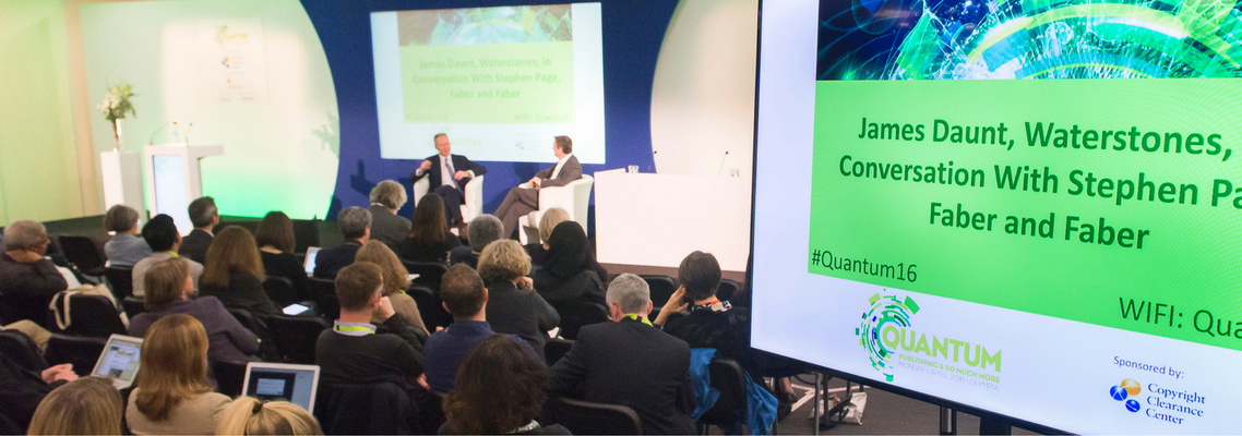 The London Book Fair relaunches its Monday conference Quantum for LBF 2016 and announces research collaboration with Nielsen