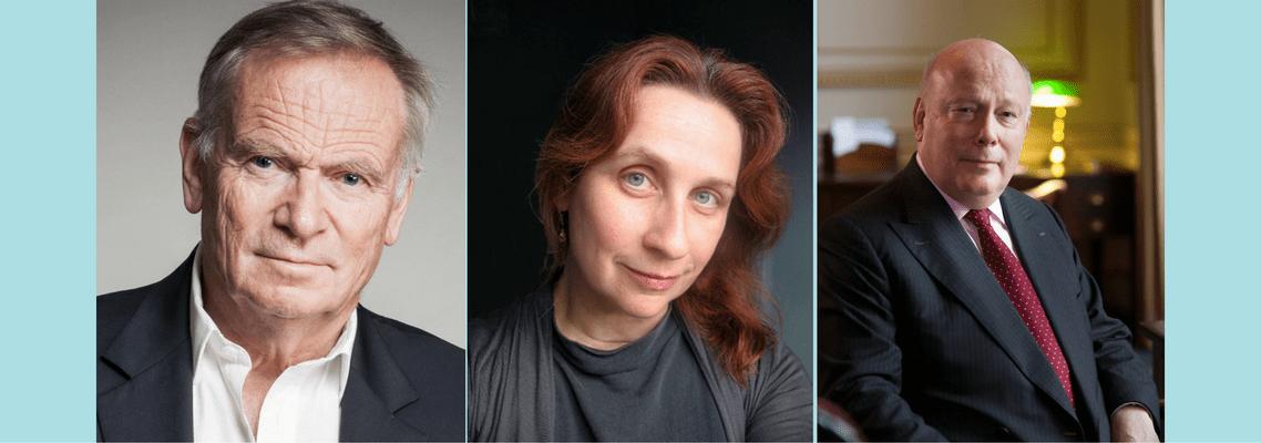 Julian Fellowes, Audrey Niffenegger and Jeffrey Archer Among Star-Studded London Book Fair Events Programme