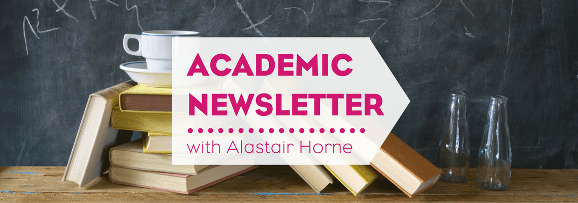 Academic Newsletter – January 2018