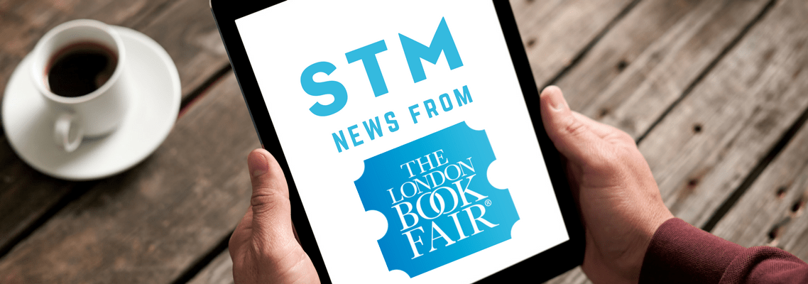 STM News from The London Book Fair – September 2017