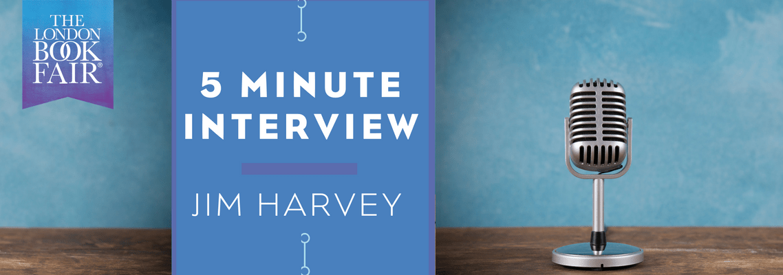 Jim Harvey's 5 Minute Interview