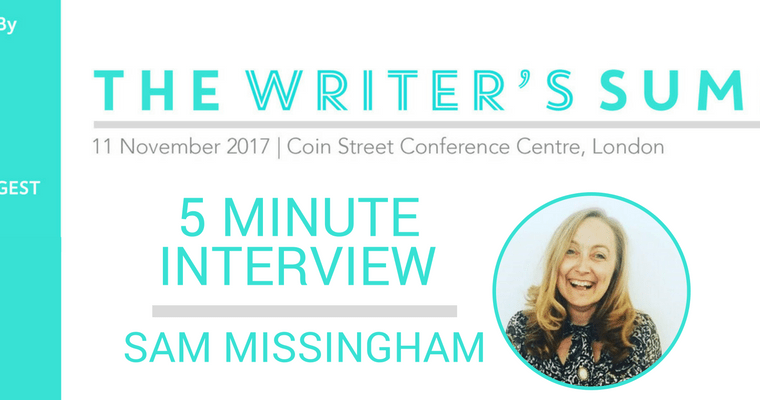 5 Minute Interview with Sam Missingham