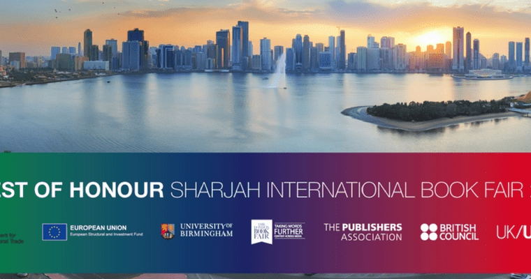The UK is the Guest of Honour at the Sharjah International Book Fair (SIBF) 2017