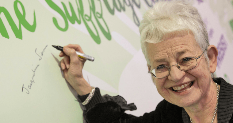 Dame Jacqueline Wilson, Amy Sackville & UK Blog Awards close The London Book Fair