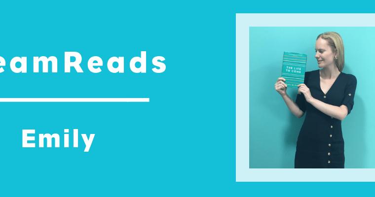 #TeamReads – Meet Emily