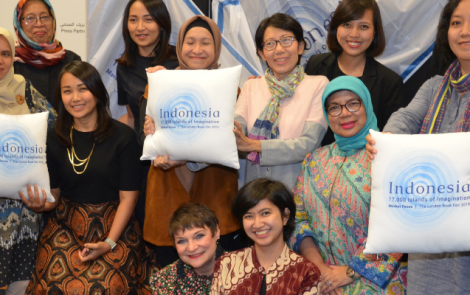 LBF Indonesia Market Focus announces its showcase professional publishing events at LBF
