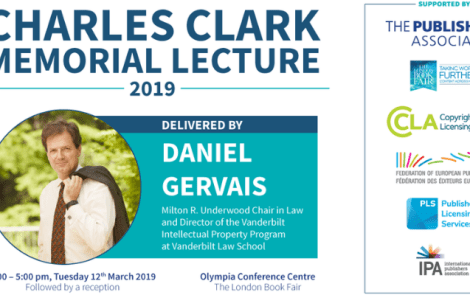International intellectual property law expert Daniel Gervais to give Charles Clark Memorial Lecture