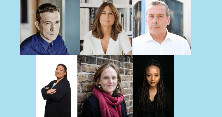 The London Book Fair 2020 Author Line-Up, Spanning Internationally Bestselling Novelists, Screenwriters, Poets, Illustrators and Beyond