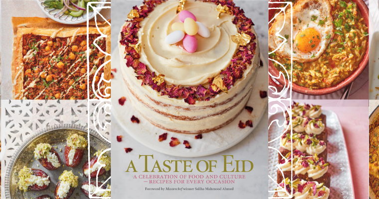 Eid Cookbook Press Release