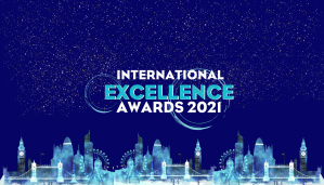 The London Book Fair International Excellence Awards 2021 - Feat. Image