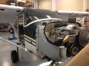 Mission Aviation Fellowship Cessna 182
