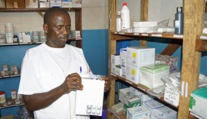 Mission Aviation Fellowship stocks pharmacy in Africa