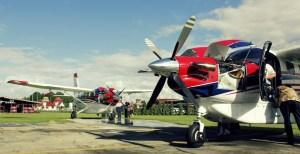 New Kodiak airplanes based in Indonesia
