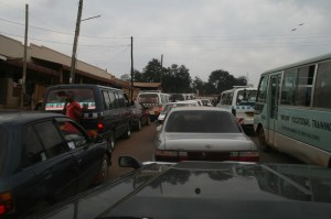 Congo Traffic