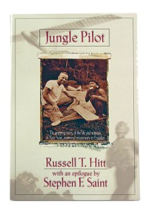 Read the story of one of MAF's founding missionaries, Nate Saint, in the book, Jungle Pilot