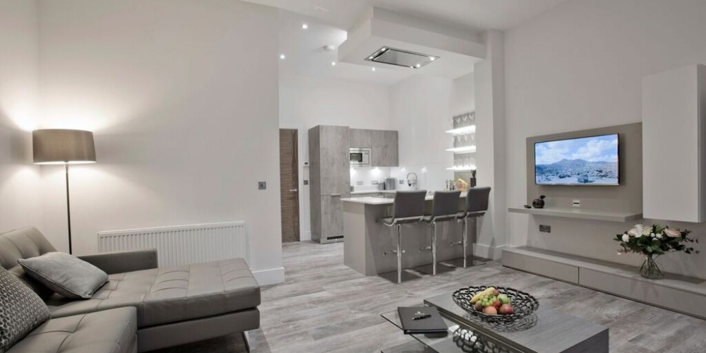 Apple Apartments Unveils Smartphones In All London