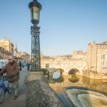 Top towns for 'staying visits' by inbound UK visitors