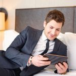 Examine technology's impact on hotel guest experiences
