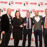 House of Fisher win SME Business of the Year ASAP Award 2017