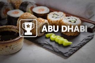 eat your way around Abu Dhabi