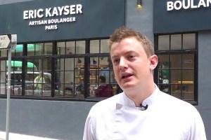 Alex Talpaert, Culinary Director of Maison Eric Kayser Hong Kong