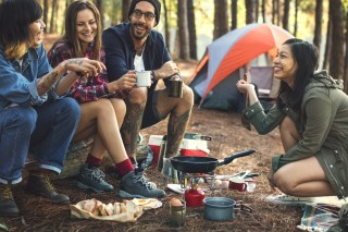 Camping Tips in Hong Kong - the ENTERTAINER App