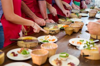 Vegan Cooking Class in Hong Kong on the ENTERTAINER App