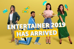 the ENTERTAINER Malaysia