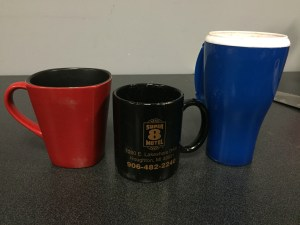 Assortment of Cups and Mugs