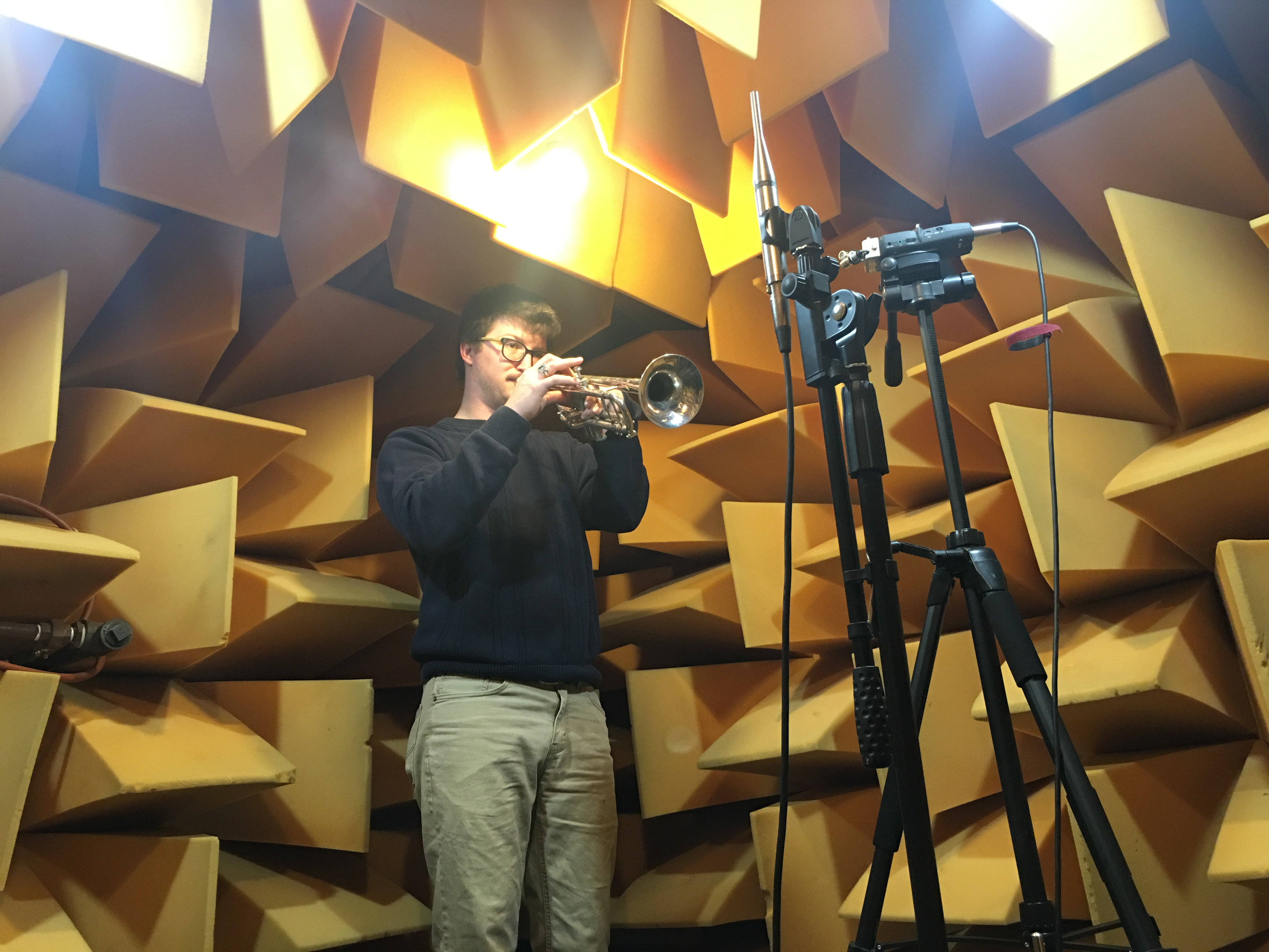 Research 2 Trumpet Anechoic