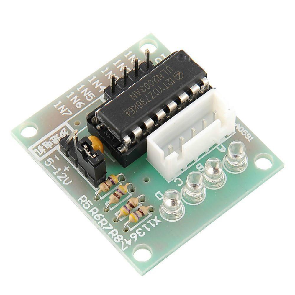 Arduino Motor Driver Circuit