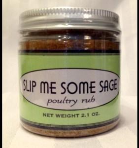 Slip Me Some Sage