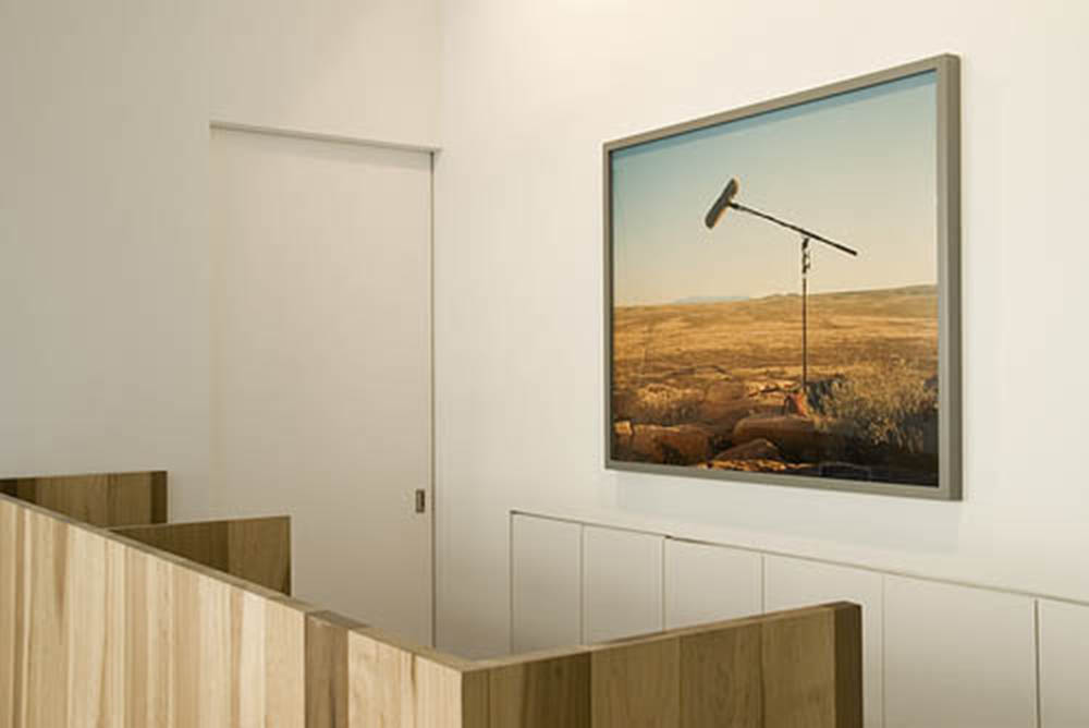 Installation view. Lora Reynolds Gallery, Austin